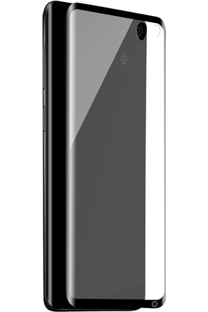 3d7d4561f5 Protection écran smartphone Force Glass Verre Trempé pour Samsung Galaxy S10