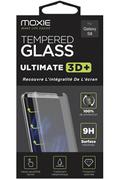 Protection écran smartphone Moxie PROTECTION D'ECRAN EN VERRE TREMPE POUR SAMSUNG GALAXY S8