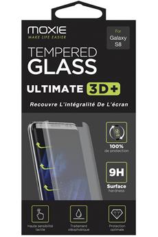 Protection écran smartphone PROTECTION D'ECRAN EN VERRE TREMPE POUR SAMSUNG GALAXY S8 Moxie