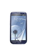 Muvit Pack de 2 FILMS DE PROTECTION pour Samsung Galaxy S3
