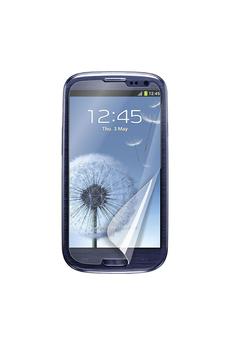 Protection d'écran pour smartphone Pack de 2 FILMS DE PROTECTION pour Samsung Galaxy S3 Muvit