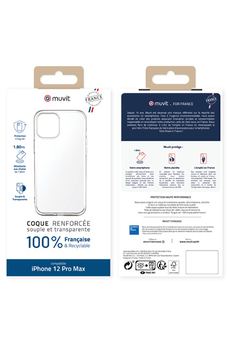 Protection écran smartphone Muvit For Change MUVIT FOR...