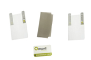Muvit Films de protection d'écran Brillant pour BlackBerry 9850/9860