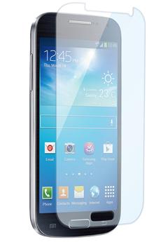 Protection d'écran pour smartphone Film de protection verre trempé Galaxy S4 mini Muvit
