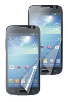 Protection d'écran pour smartphone PROTECTION X2 GALAXY S4 MINI Muvit