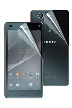 Protection d'écran pour smartphone PROTECTION D'ECRAN POUR SONY XPERIA Z3 COMPACT Xperia
