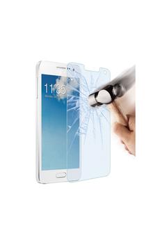 Protection d'écran pour smartphone Film de protection verre trempé Galaxy A3 Muvit