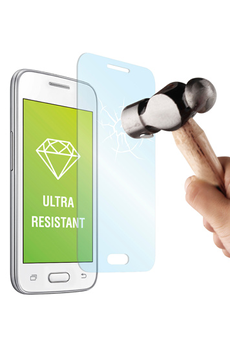 Protection d'écran pour smartphone PROTECTION D'ECRAN EN VERRE TREMPE POUR SAMSUNG GALAXY TREND LITE 2 Muvit