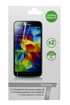 Protection d'écran pour smartphone PROTECTION ECRAN POUR SAMSUNG GALAXY S5 Temium