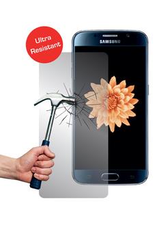 Protection d'écran pour smartphone PROTECTION D'ECRAN EN VERRE TREMPE POUR SAMSUNG GALAXY S6 Urban Factory
