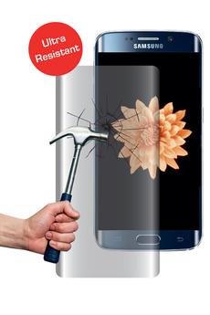 Protection d'écran pour smartphone PROTECTION D'ECRAN EN VERRE TREMPE POUR SAMSUNG GALAXY S6 Edge Urban Factory