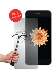 Protection d'écran pour smartphone PROTECTION D'ECRAN EN VERRE TREMPE POUR IPHONE 6/6S Urban Factory