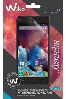 Protection d'écran pour smartphone Protection d'écran pour Wiko Highway Wiko