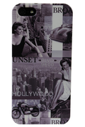 Akashi Coque Hollywood pour Iphone 5/5s