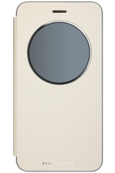 Housse et étui pour téléphone mobile ETUI VIEW FLIP COVER OR POUR ASUS ZENFONE 3 ZC551KL Asus