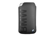 Housse et étui pour téléphone mobile Bmw Etui Universel Taille L Noir