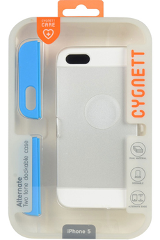Housse pour iPhone COQUE ALTERNATE iPhone 5/5S Cygnett