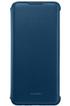 Huawei Etui à rabat bleu pour smartphone huawei PSMART 2019 photo 1