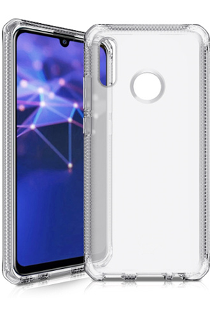 Coque anti-choc transparente pour smartphone huawei PSMART 2019