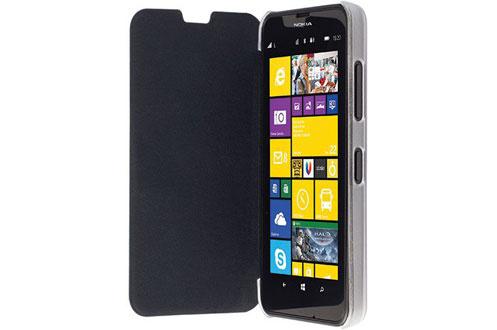 housse et 233 tui pour t 233 l 233 phone mobile krusell flip cover noir pour nokia lumia 635 etui lumia