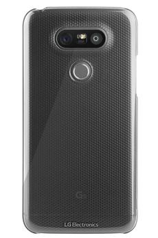 Housse et étui pour téléphone mobile COQUE DE PROTECTION TITANE POUR LG G5 Lg