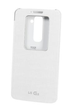 Housse et étui pour téléphone mobile ETUI LG G2 BLANC Lg