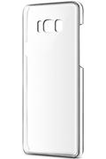 Housse et étui pour téléphone mobile Moxie COQUE DE PROTECTION TRANSPARENTE POUR SAMSUNG GALAXY S8