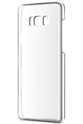 Housse et étui pour téléphone mobile Moxie COQUE DE PROTECTION TRANSPARENTE POUR SAMSUNG GALAXY S8 PLUS