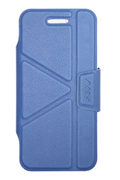 My Way ETUI FOLIO SPORT 1 BLEU FONCE POUR IPHONE 6