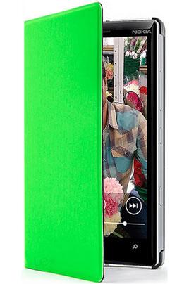 Protégez votre NOKIA LUMIA 930 des chocs et des rayures grâce à cet étui folio vert NOKIA CP637 conçu spécialement pour votre smartphone.