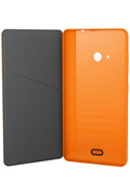Nokia ETUI FOLIO ORANGE POUR NOKIA LUMIA 535