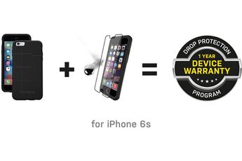 Housse et étui pour téléphone mobile PACK DE PROTECTION COQUE+ECRAN IPHONE 6/6S Otterbox