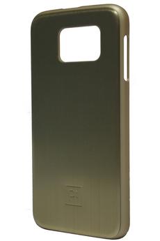 Housse et étui pour téléphone mobile COQUE DE PROTECTION OR POUR SAMSUNG GALAXY S6 Platinum