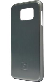 Housse et étui pour téléphone mobile COQUE DE PROTECTION ARGENT POUR SAMSUNG GALAXY S6 Platinum