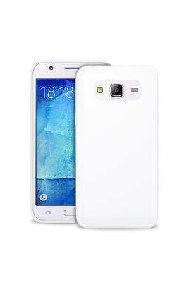 Housse et étui pour téléphone mobile Puro COQUE DE PROTECTION TRANSPARENTE POUR SAMSUNG GALAXY J5