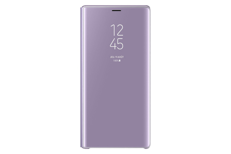 CLEARVIEW violet pour Galaxy Note 9
