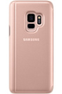 Samsung ETUI CLEAR VIEW POUR GALAXY S9 GOLD photo 2