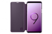 Samsung ETUI CLEAR VIEW POUR GALAXY S9+ VIOLET photo 3