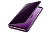 Samsung ETUI CLEAR VIEW POUR GALAXY S9+ VIOLET photo 4