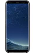 Housse et étui pour téléphone mobile Samsung COQUE S8 NOIR