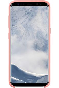 Coque smartphone Samsung COQUE DE PROTECTION ROSE POUR SAMSUNG GALAXY S8