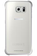 Samsung COQUE DE PROTECTION TRANSPARENTE ARGENT POUR GALAXY S6 EDGE