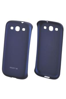 Housse et étui pour téléphone mobile Coque Soft Touch pour Galaxy S3 Samsung