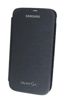 Housse et étui pour téléphone mobile ETUI FOLIO GALAXY S4 NOIR Samsung
