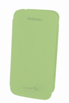Housse et étui pour téléphone mobile ETUI FOLIO GALAXY S4 VERT Samsung