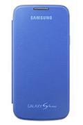 Housse et étui pour téléphone mobile Samsung ETUI GALAXY S4 MINI BLEU