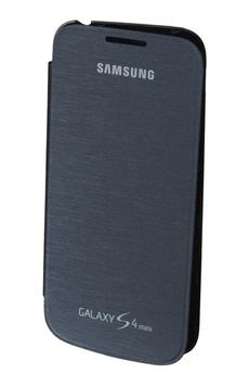 Housse et étui pour téléphone mobile ETUI GALAXY S4 MINI NOIR Samsung