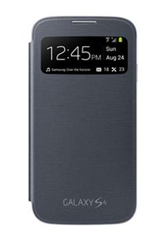 Housse et étui pour téléphone mobile ETUI GALAXY S4 NOIR Samsung