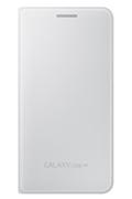 Samsung ETUI FLIP WALLET BLANC POUR GALAXY CORE 4G