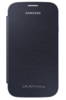 ce44be23573 Coque smartphone FOLIO NOIR POUR SAMSUNG GALAXY GRAND Samsung